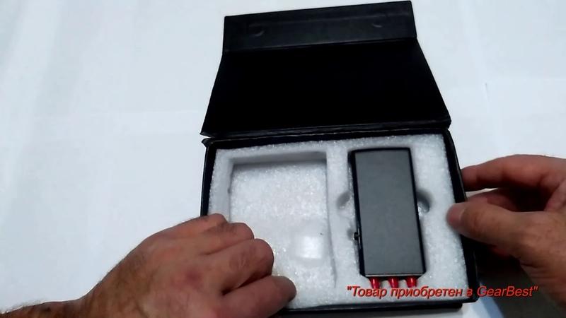 Подавитель сигнала Portable Phone Triple Signal Interference Shield приобретено в GearBest