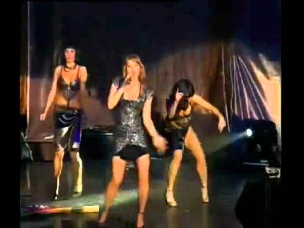 Саша Gradiva Cold Nights на World Fashion Awards 2008