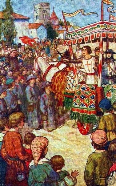 Крестовый поход детей Крестовый поход детей, 1212: легенды Скрупулезно точных свидетельств современников о походе детей не сохранилось. Потому история обросла множеством мифов, домыслов и