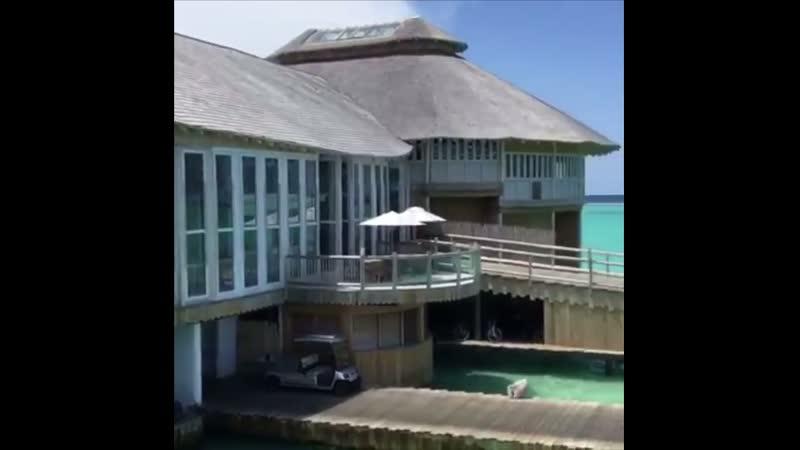 Fantastic World Soneva Jani Resort