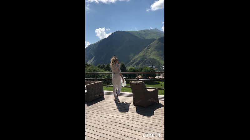 Georgia, kazbek July 2019