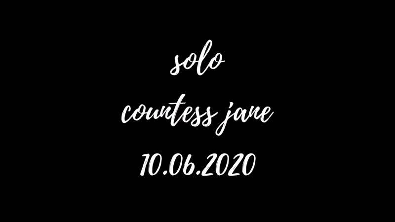 COUNTESS JANE SOLO M V teaser