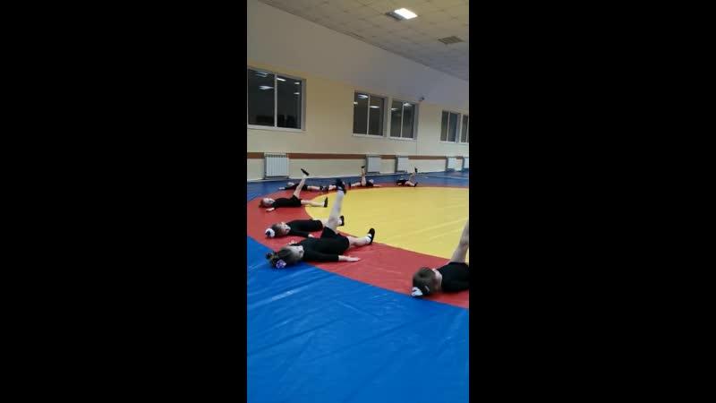 Партерная гимнастика дети 3 5 лет