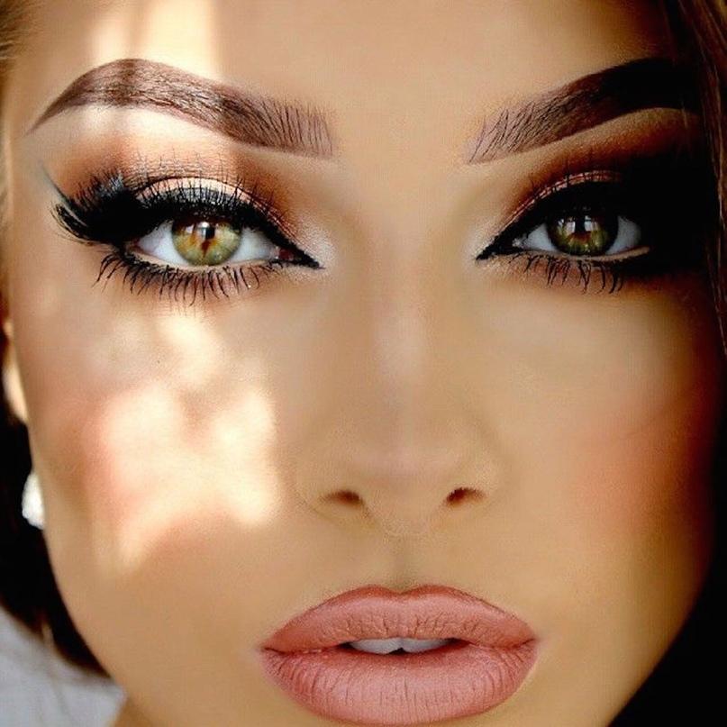 Идеальное сочетание: как подобрать тени под цвет глаз, изображение №1