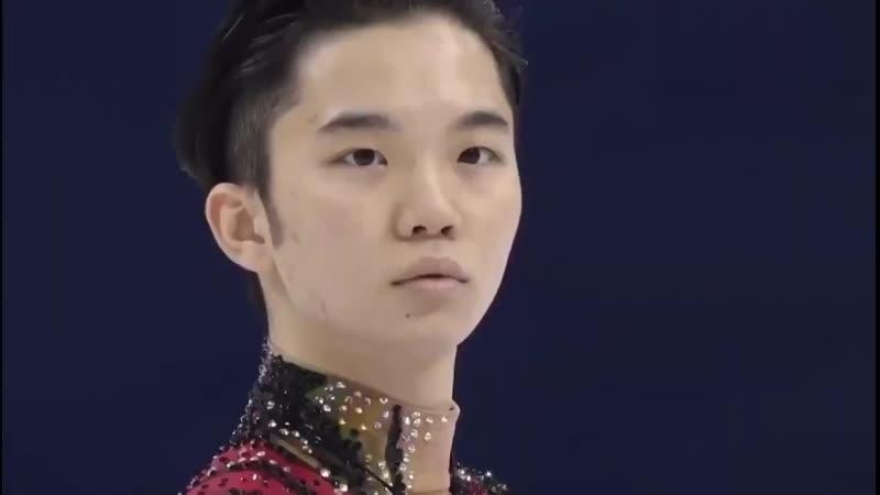 Kazuki Tomono FS Four Continents Figure Skating
