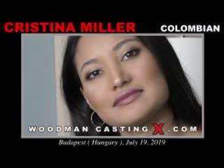 WoodmanCastingX - Cristina Miller