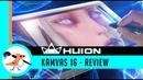 Huion Kamvas 16 Review