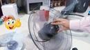 Cách thay cánh quạt Mitsubishi đơn giản - How to change propeller Mitsubishi simple