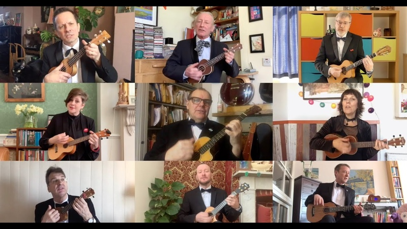Thank You for the Music Ukulele Orchestra of Great Britain