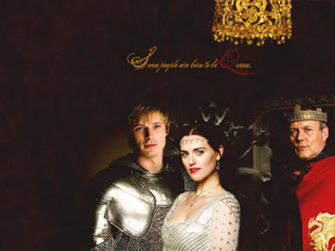 Arthur/Uther/Morgana (AU) - Love Death - Part I