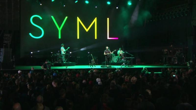 SYML Break Free Live from Rock Werchter