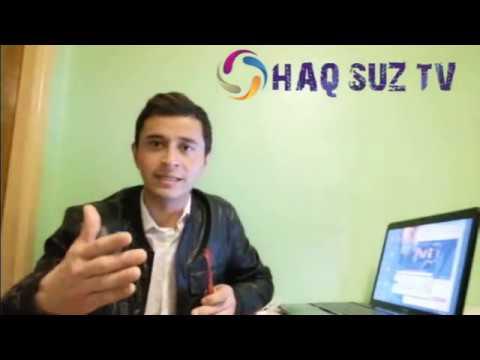 Азон устидан жанжал ё аллох бунакаси биринчи HAQ SUZ TV