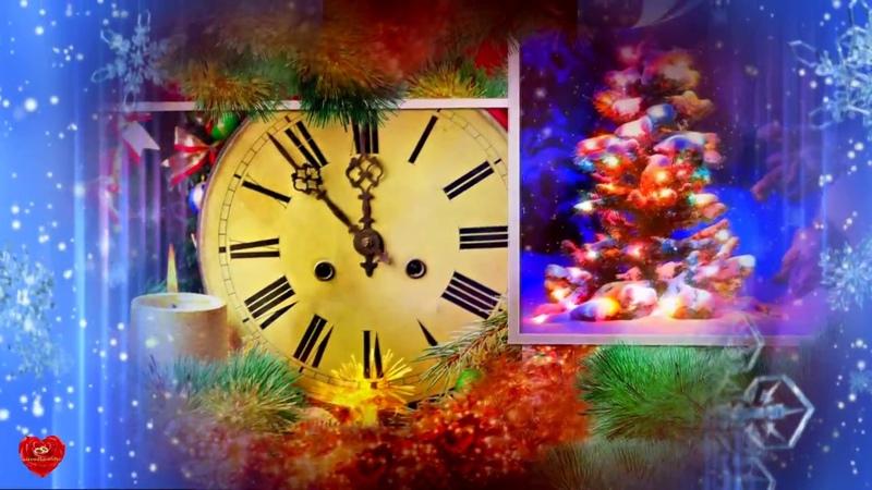 Футаж С Новым годом слайдшоу