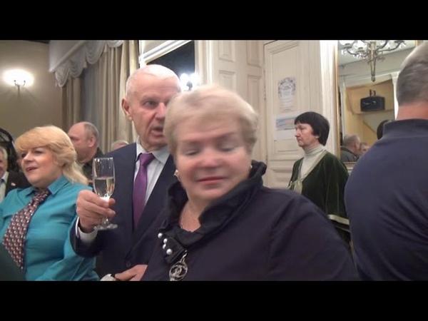 встреча ветеранского актива области в театре на Васильевском 11 12 19