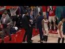 Terry Stotts Ejected vs Lakers 2019 20 NBA Season