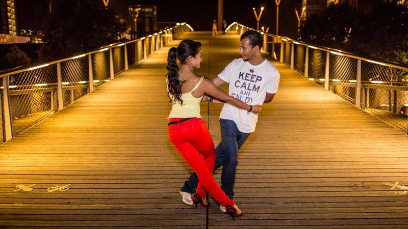 Danca kizomba with Yami StEffy - Niums