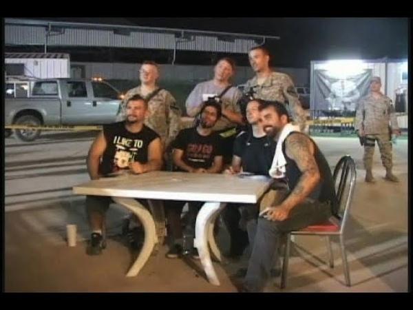Daron Malakian and Scars On Broadway LIVE Iraq Kirkuk 2009
