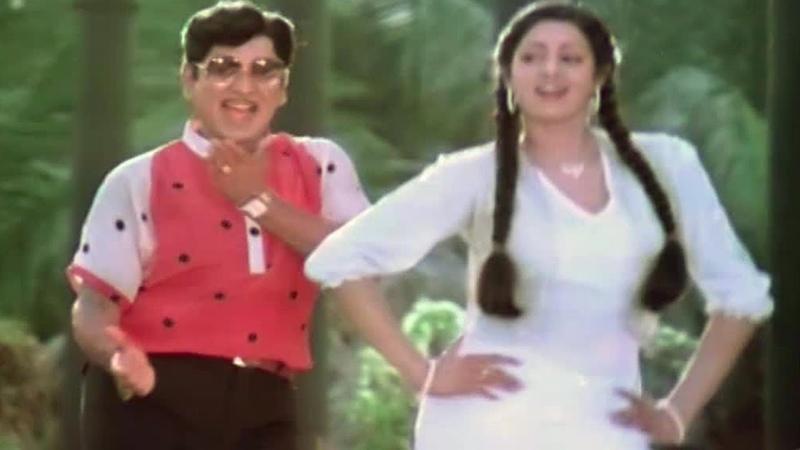 Sree Ranga Neethulu Songs Andhaalamma Nuvvu Naaku A N R Sridevi HD