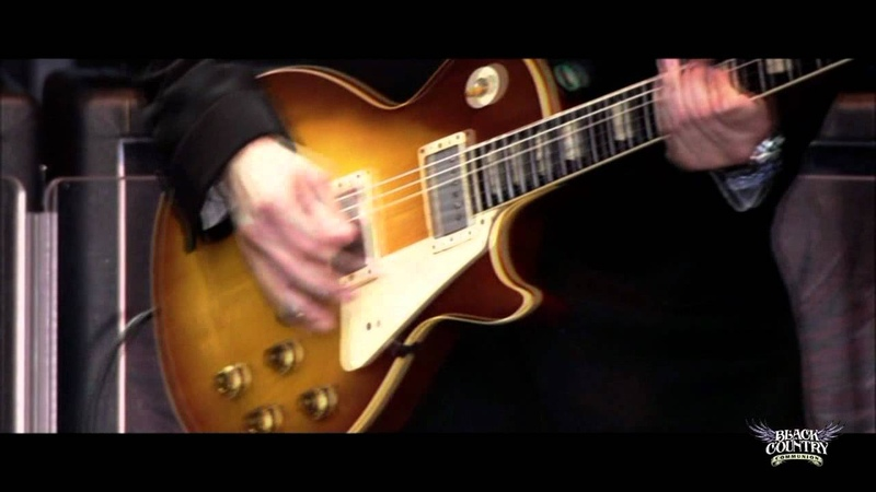 Black Country Communion Song of Yesterday LIVE OVER EUROPE 2011
