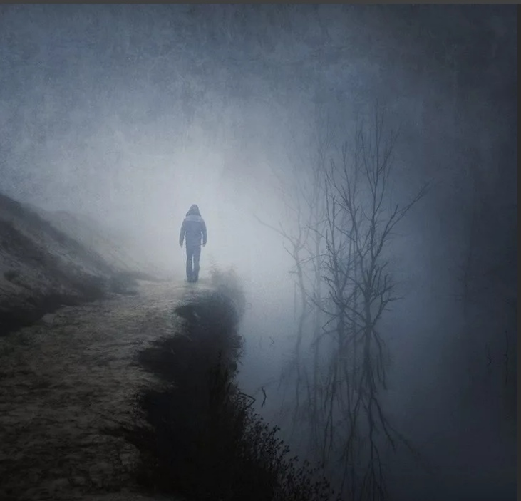 Картинки туман в душе