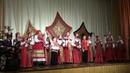 Детский фольклорный ансамбль Веретено исполняет песню Летели две птички