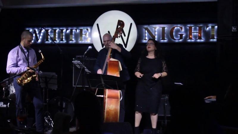 Misbehavin' Daniela Fanelli and Konstantin Hazanovich band