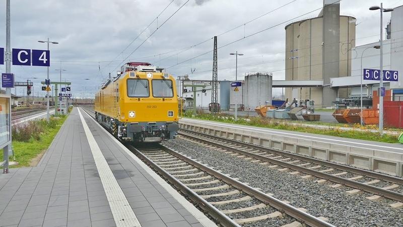 Bahnhof Wabern in Nordhessen Umbau fertig gestellt