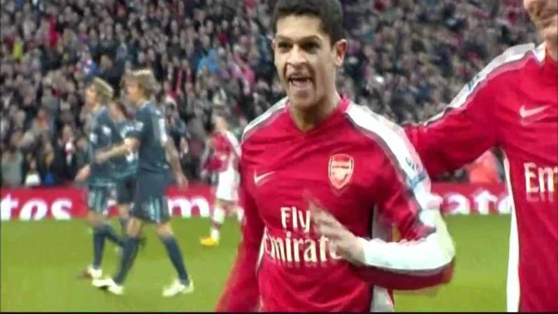 Denilson Pereira Neves 'Arsenal's Silently Effective Brazilian'