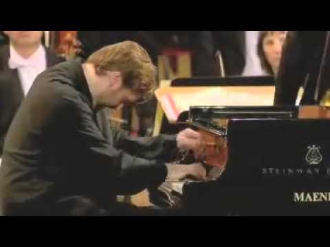 Philippe Raskin - Mozart Piano Concerto K466 II