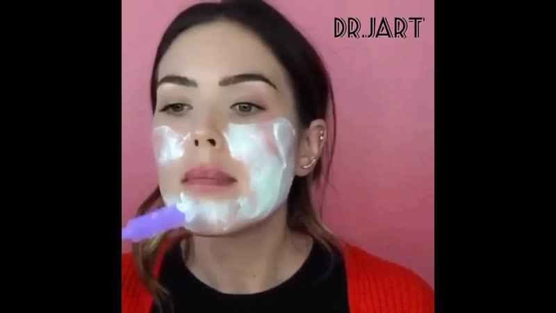 Обзор альгинатной маски Dr.Jart