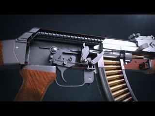 Устройство и принцип работы АК-47