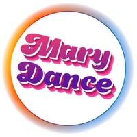 Логотип Бачата, Кизомба, Сальса/ Mary Dance Omsk
