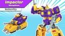 Transformer Siege Deluxe Class Decepticon Impactor Review