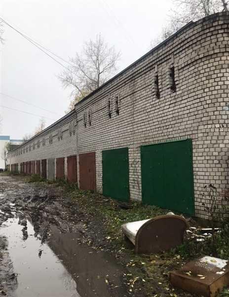 продажа гаражей Северодвинская 13к1с1