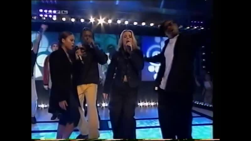 Rap Allstars feat Leroy Daniels Last Chirstmas Live