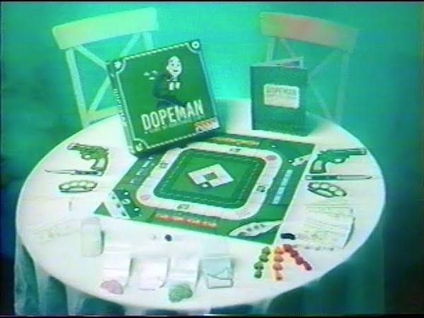 KICKSTARTER for Dopeman™ The Board Game
