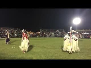 Womens northern traditional dance (native american)