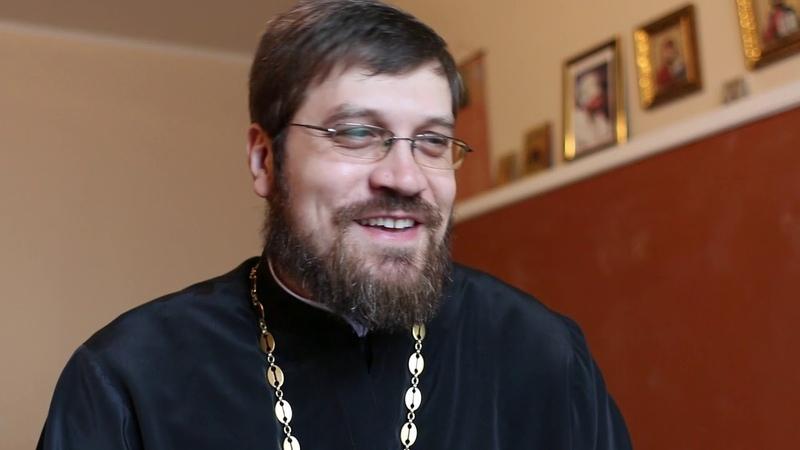 Один день аланского священника