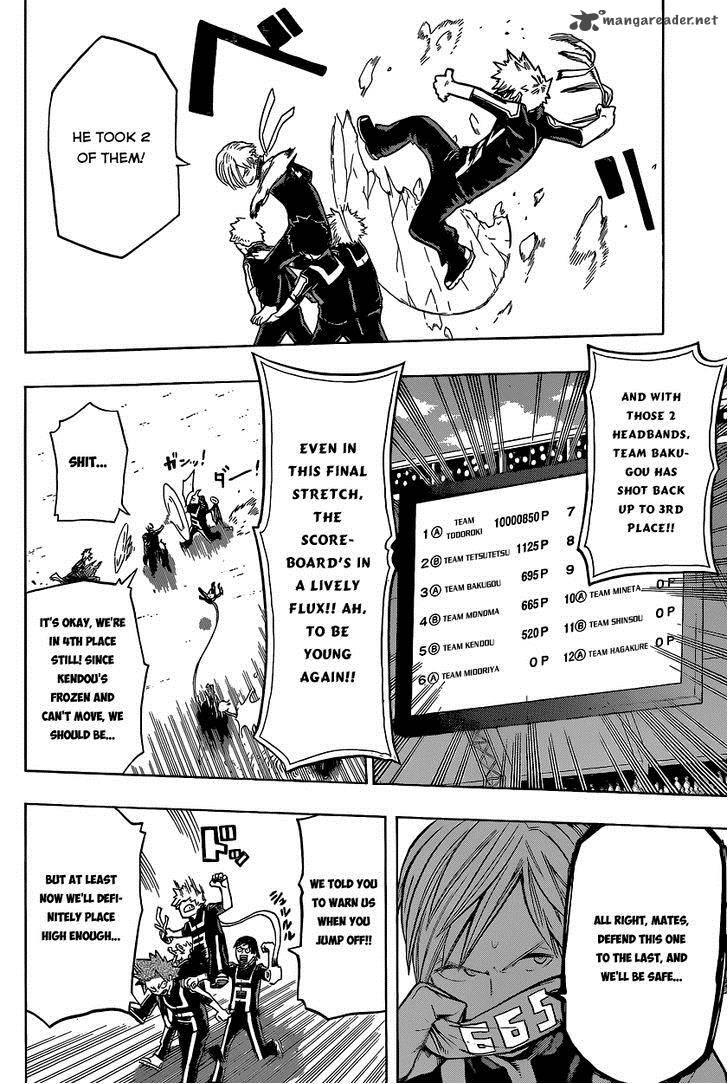 Boku No Hero Academia, Chapter 30, image #8