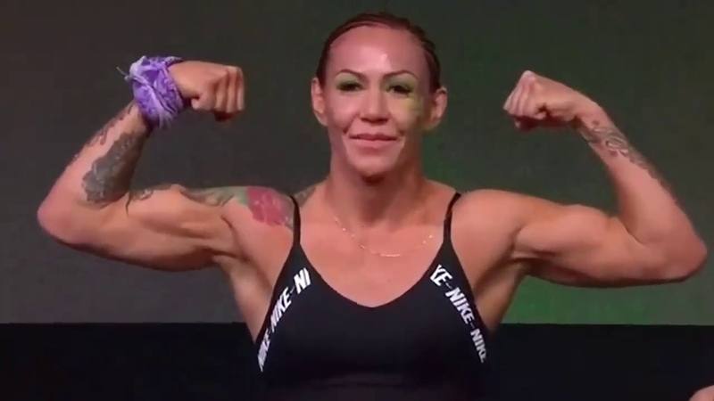 Cris Cyborg official weigh in Julia Budd Bellator 238 DAZN USA ESPN Brasil