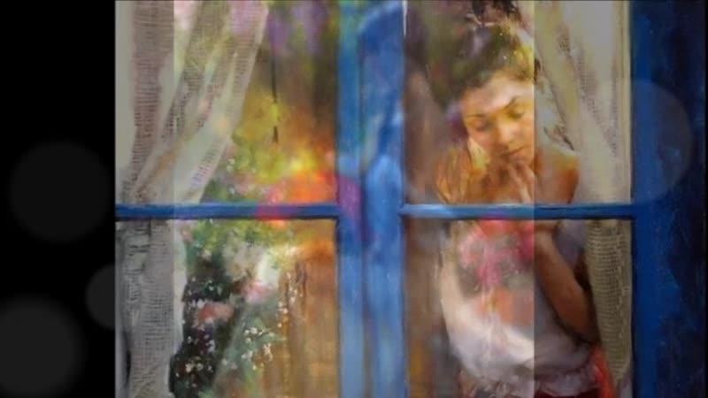 Невероятно чувственные и нежные картины испанского художника Висенте Ромеро Редондо