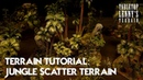 Terrain Tutorial 01: Jungle Scatter Terrain