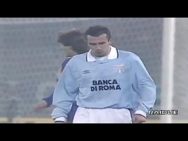 Lazio Juventus Coppa Italia 1994 1995 Baggio Del Piero Boksic Ravanelli Peruzzi