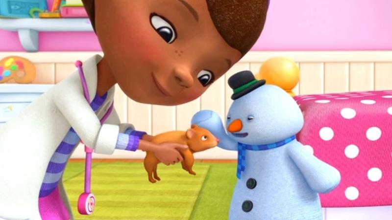 Доктор Плюшева Серия 5 Сезон 3 самые лучшие мультфильмы Disney для детей