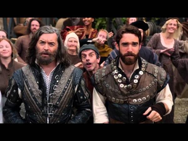 Демократия из 3 эпизода Галаванта GladiolusTV