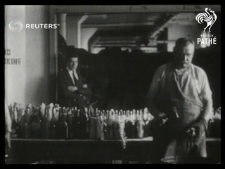 Liquor destroyed by federal agents (1923)