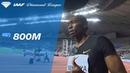 Caster Semenya wins the Women's 800m in Doha IAAF Diamond League 2019