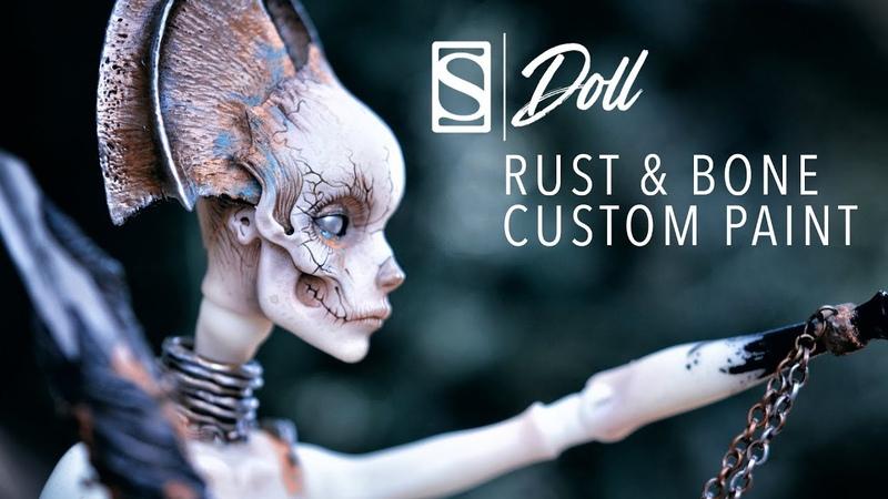 Full Body Custom of Sideshow Doll Bone