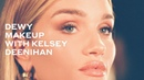 Dewy skin and bronze makeup with Kelsey Deenihan and Rosie Huntington Whiteley