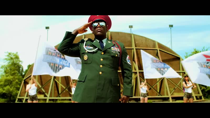 Captain Jack In The Army Now 2017 Official Video HD